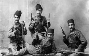 دزد و پلیس در دوره قاجار