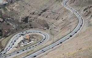 جزئیات مسدود شدن آزادراه تهران شمال