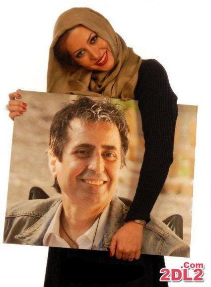 مصاحبه با بازیگر کشورمان که شوهرش 27 سال از او بزرگتر است!! + عکس