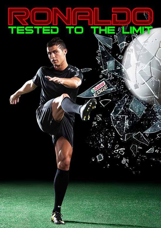 دانلود دوبله فارسی مستند Ronaldo: Tested to the Limit 2011