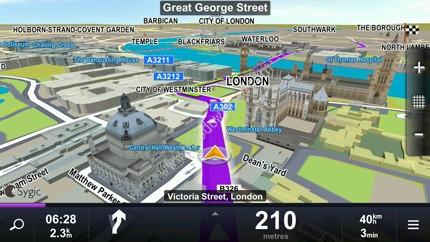 دانلود برنامه مسیر یاب سایجیک اندروید – ۱۶٫۰٫۵ Sygic: GPS Navigation
