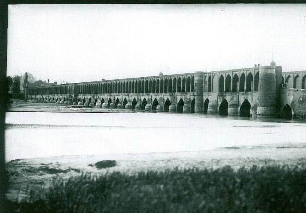 عکس های دیده نشده و نایاب از اصفهان قدیم