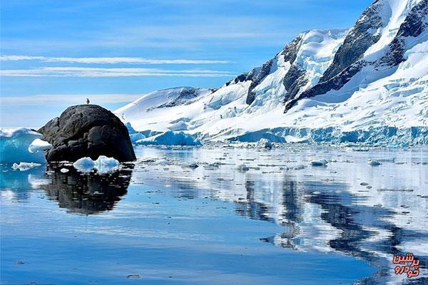سفر به قطب جنوب به روایت تصویر