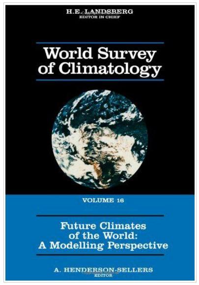 کتاب پیشبینی اقلیمی از منظر مدل های جهانی (بررسی جهانی اقلیم)