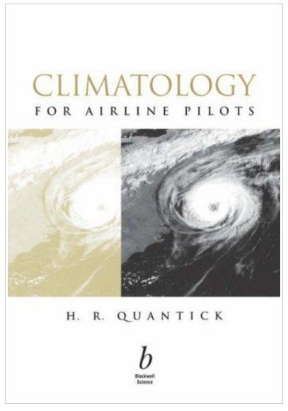کتاب آب و هواشناسی برای خلبانان خطوط هوایی