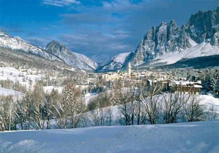 ایدهآل ترین روستاها برای تعطیلات زمستانی + تصاویر
