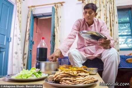 قدبلندترین پسر دنیا در آرزوی ازدواج + تصاویر