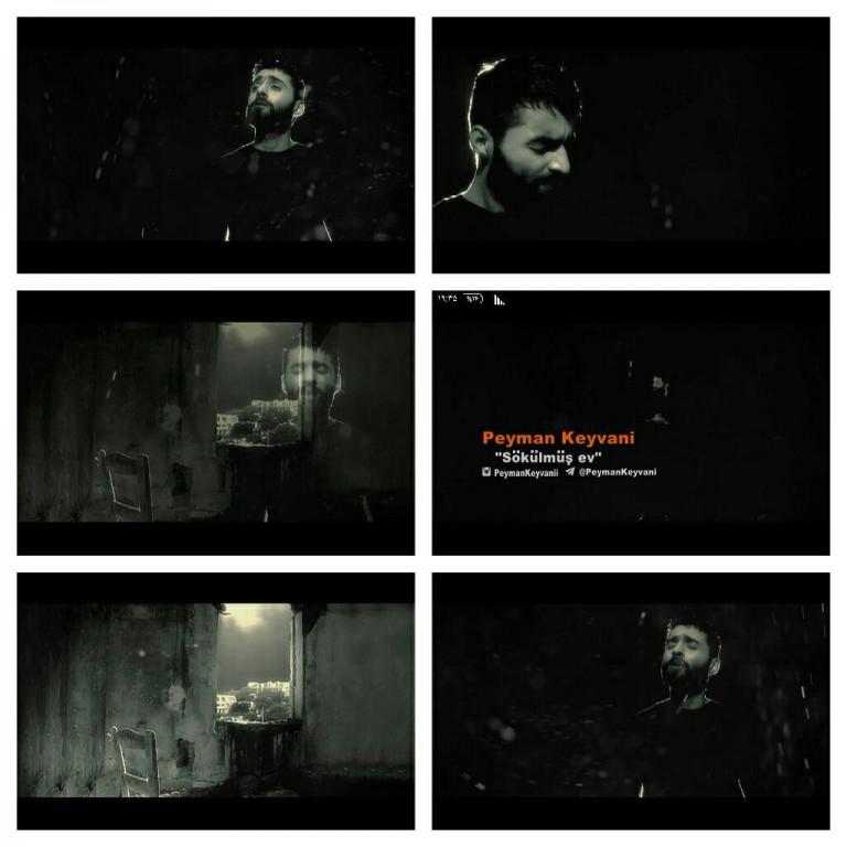 دانلود موزیک ویدئو جدید پیمان کیوانی به نام سوکولموش ائو
