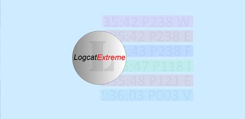 نرم افزار برنامه نویسی Logcat Extreame Pro v1.50