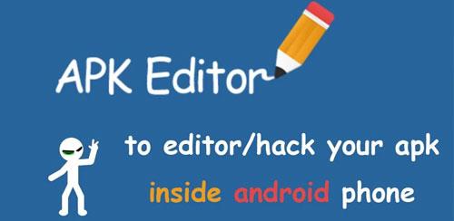 نرم افزار برنامه نوسی APK Editor Pro v1.4.1