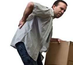 آموزش بلند کردن اجسام سنگین بدون کمر درد