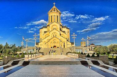 کلیسای جامع تثلیث در گرجستان