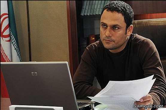 حسین یاری بازیگری که کارمند بانک مرکزی است + عکس