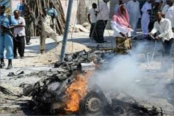 12کشته بر اثر انفجار در سومالی