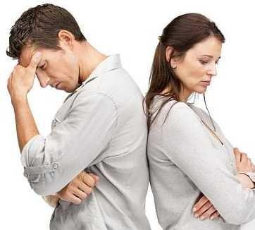 اشتباهات مردانه در رابطه زناشویی