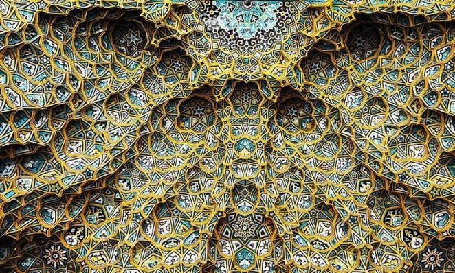 معماری های بی نظیر مساجد ایرانی