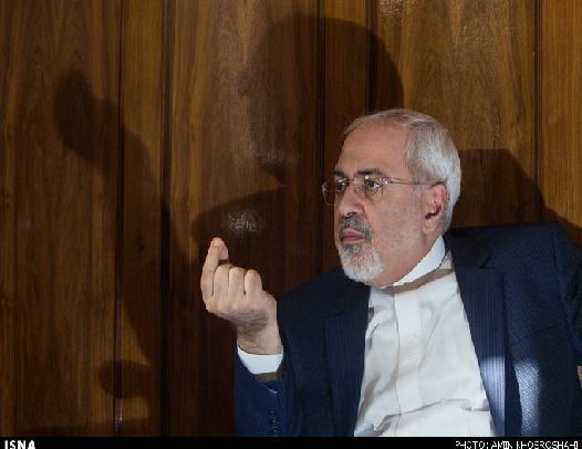 ظریف: با فشار کسی سیاستهایم را عوض نمیکنم