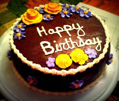 عکس کیک تولد با اسم سجاد