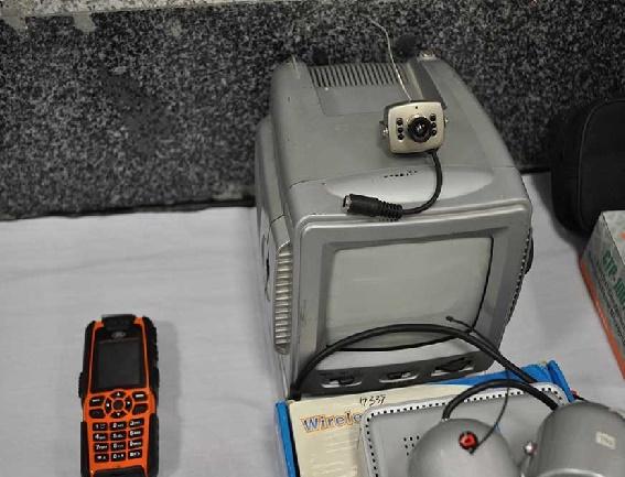 تصاویر تجهیزات انفجاری و تروریستی ضبط شده در آستانه انتخابات