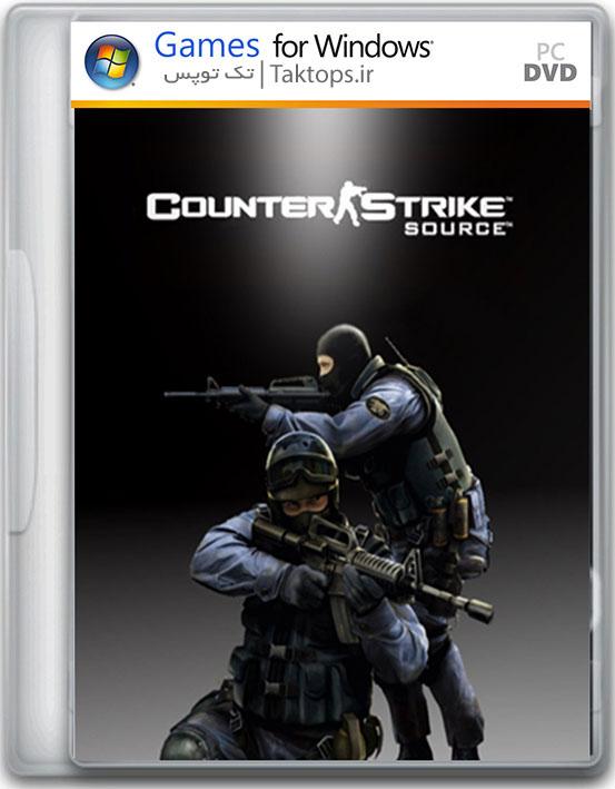دانلود بازی کانتر Counter-Strike Source v3277112