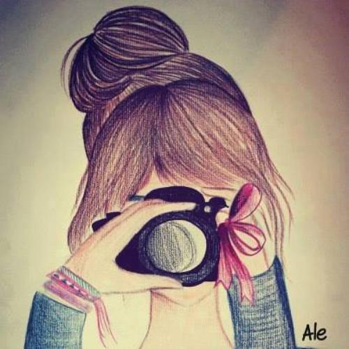 دانلود تمام عکسهای نقاشی شده دخترانه