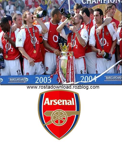 ترکیب کلاسیک آرسنال فصل 2003-2004