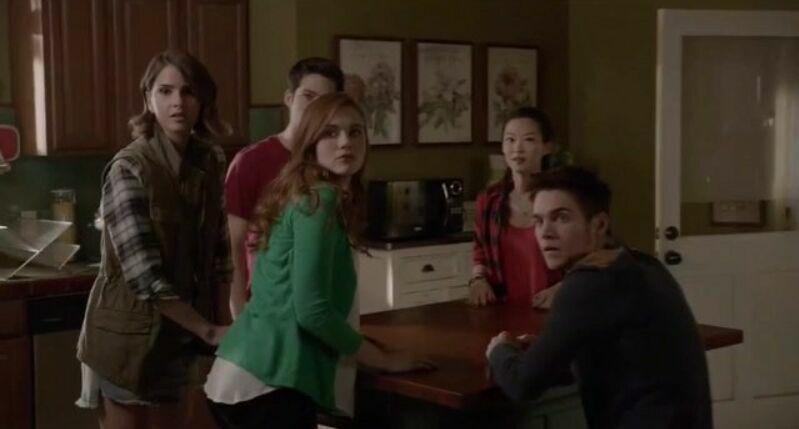 3 دقیقه از قسمت 19 فصل پنجم Teen Wolf + دو پرومو