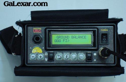 فلزیاب مدل ecr3500