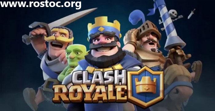 دانلود نسخه جدید کلش رویال clash royal