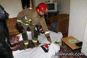 خودکشی 3 خواهر در تهران با گاز شهری