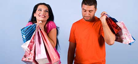راهکارهایی برای همراه کردن مردان در خرید نوروزی