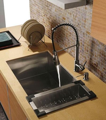 جدید ترین و شیک ترین مدل سینک های آشپز خانه