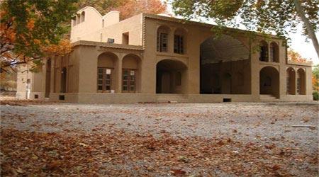 باغ پهلوان پور از باغهای متعلق به اواخر دوره قاجار است