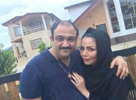 بیوگرافی مهران غفوریان+ عکس های همسرش