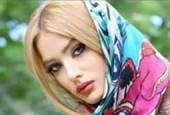 مدل های شیک شال و روسری ایرانی
