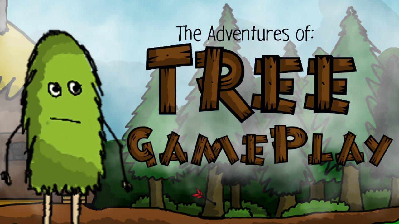 دانلود بازی کم حجم the-adventures-of-tree-plaza برای کامپیوتر
