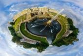 عکس های کروی شکل از شهرهای مختلف جهان