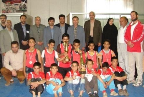 برگزاري مسابقات تنيس روي ميز و دو وميداني پسران آموزشگاههاي خراسان جنوبي