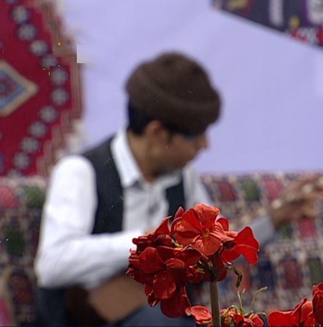 دوتار بی کلام خان جانو از محمد باقر بیرجندی فخر ابادی
