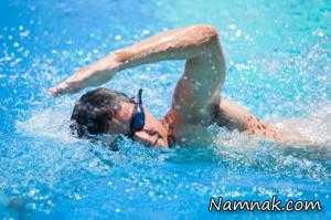 تشدید اگزمای پوست با شنا کردن