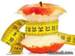 """""""لاغری تضمینی"""" 10 کیلو در 2 هفته"""
