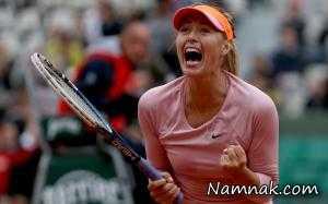 دوپینگ ماریا شاراپووا بهترین تنیسور زن دنیا مثبت اعلام شد