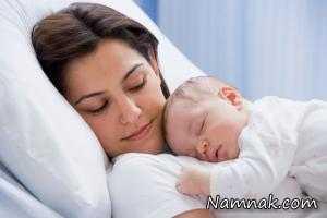 فواید آغوز برای نوزاد که شگفت زده تان می کند