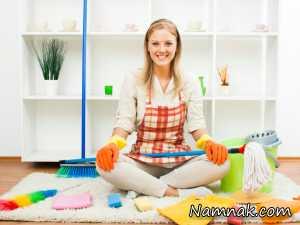 خانه تکانی عید را حرفه ای انجام دهید