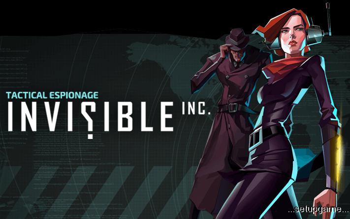 تاریخ انتشار بازی «Invisible Inc» برای پلی استیشن 4 مشخص شد