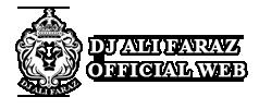 DJ ALI FARAZ OFFICIAL WEB