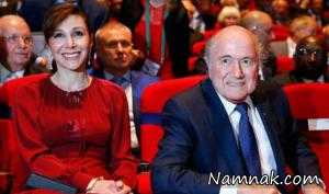 درخواست همسر ایرانی سپ بلاتر از رؤسای جمهور چند کشور