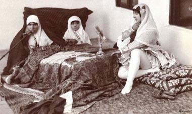 چگونگی انتخاب زنان حرمسرای قاجار