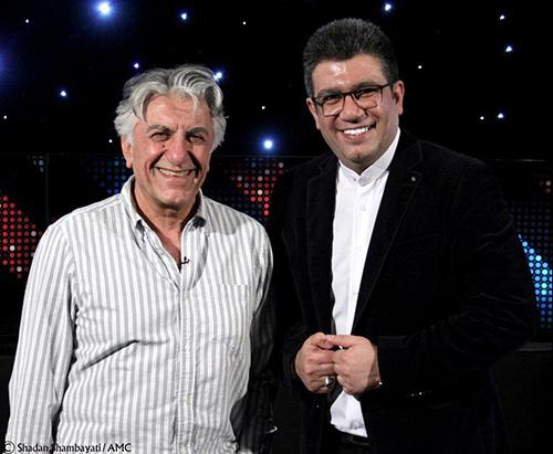 دانلود مصاحبه برنامه دید در شب با حضور رضا کیانیان