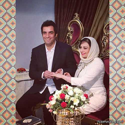 """""""یکتا ناصر"""" ازدواج کرد + عکس"""